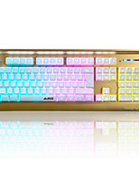 A-Jazz ZF Gaming Keyboard Mechanical Touch Back-light Keyboard 19Key Anti-ghosting