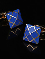 New Luxury Shirt Cufflinks for Men's Brand Cuff Buttons Gold Cuff links Gemelos High Quality Wedding Abotoaduras Jewelry