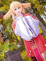 Ispirato da Cosplay Cosplay Anime Costumi Cosplay Abiti Cosplay Altro Kimono Cintura Braccialetto Accessori per capelli Per Donna