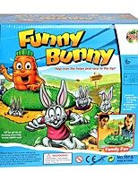 Bunny Cross Country Race Game Game Fun Game Puzzle Toys