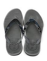 Unisex Slippers & Flip-Flops Light Soles Summer Fall PU Casual Black Gray Under 1in