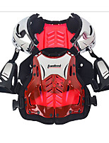 Tanked Racing  TP760 Motorcycle Care / Armor / Protect The Back Motorcycle Clothing Knight Armor Clothing