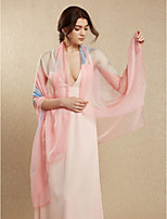 Women's Wrap Shawls Rayon Wedding Party/ Evening
