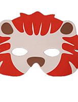 Товары для отпуска Декорации Маски на Хэллоуин Животная маска Лев Тема ужаса Женские
