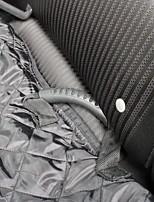 Собака Чехол для сидения автомобиля Животные Корзины Черный