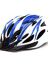 Unisex Bike Helmet 9 Vents Cycling Cycling Bike One Size ESP+PC