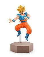Figures Animé Action Inspiré par Dragon Ball Son Goku PVC CM Jouets modèle Jouets DIY