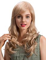 Свежие романтические длинные волосы человеческие волосы парики
