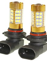 Sencart 2шт 9005 p20d мигающая лампочка водить автомобиль хвост поворот лампы заднего фонаря (белый / красный / синий / теплый белый) (dc