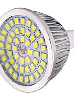 7W Spot LED MR16 48 SMD 2835 600-700 lm Blanc Chaud Blanc Froid Blanc Naturel Décorative V 1 pièce MR16