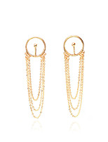 Women's Earrings Set Basic Metallic Alloy Jewelry For Party Gift Evening Party Club