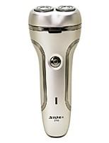 Máquinas de barbear eléctricas Homens 220V Leve Destacável Design Portátil
