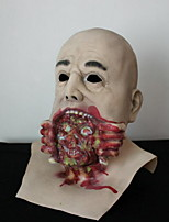 Halloween Horror Biochemical Zombie Hooded Ghost Mask Zombie Cry