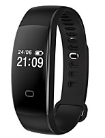 Smart-ArmbandWasserdicht Long Standby Verbrannte Kalorien Schrittzähler Übungs Tabelle Sport Herzschlagmonitor Touchscreen Distanz