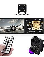 4032b auto radio reproductor auto 4.1 pantalla bluetooth hd usb video mp5 reproductor de música estéreo con cámara de visión trasera