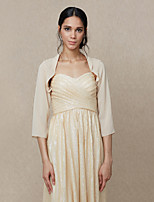 Women's Wrap Shrugs Chiffon Wedding Party/ Evening