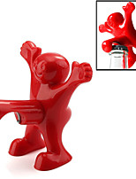 Kitchen Bar Tool Creative Bottle Opener Red Funny  For Bottles Wine Lovers Gifts Tools--1pcs
