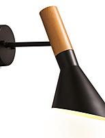 60 E26/E27 Rústico/Campestre Clásico Simple Vintage Retro Tradicional/Clásico Campestre Pintura Característica for Mini Estilo,Luz hacia