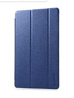 Защитный чехол для teclast x80 hd / x80 plus / p80-3g / x80 pro pu пластиковый материал тройная складная конструкция полная функция стенда