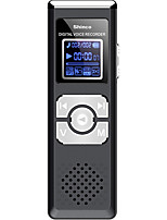 Shinco RV23 Digital Voice Recorder Professional Micro Smart Noise Reduction One Touch Recording Voice Recording 16GB