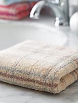 Serviette,Rayures Haute qualité 100% Coton Serviette