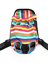 Cat Dog Carrier & Travel Backpack Front Backpack Dog Pack Pet Carrier Adjustable/Retractable Portable Breathable Foldable Soft Color