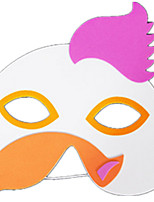 Товары для отпуска Декорации Маски на Хэллоуин Животная маска Цыпленок Тема ужаса Женские