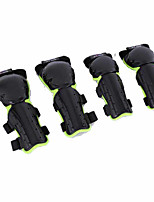 Motorcycle Knee Sets Of Four Sets Of Off - Road Motorcycle Protective Gear Knee - Lift Elbow Protection