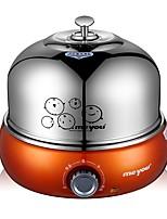 Egg Cooker Eggboilers simples Multifonction Créatif Léger et pratique Détachable 220V