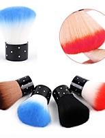 Pinceles de maquillaje para salón de manicura