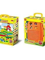 87 Pieces Educational Building Toys and Spell Building Blocks toys