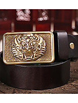 Men's Brass Waist Belt,Office/Business Others