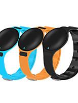 Hombre Reloj Deportivo Reloj Smart Reloj de Moda Reloj de Pulsera Reloj digital Chino Digital Calendario Resistente al Agua Velocímetro