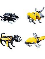 Набор для творчества Конструкторы Обучающая игрушка Для получения подарка КонструкторыRabbit Цыпленок Змея Собаки Поросенок Дракон Мышь