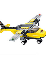 Building Blocks For Gift  Building Blocks Aircraft Plastics 6 Years Old and Above Toys