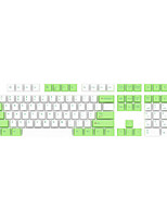 Akko ducky one 108 keys pbt keycap pbt tecnologia de sublimação