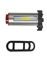 Задняя подсветка на велосипед LED LED Велоспорт На открытом воздухе Подсветка Люмен USB красныйПовседневное использование Велосипедный