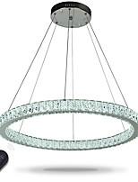 Диммируемые светодиодные подвесные потолки с подвесным потолком современные люстры, осветительные лампы внутреннего освещения с