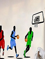 People Sports Wall Stickers Plane Wall Stickers Decorative Wall Stickers,Plastic Material Home Decoration Wall Decal