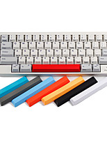 Pbt pas d'espace de clé imprimé configuré pour le clavier capacitif topre realforce 87u 104u hhkb