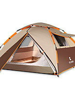 3-4 persons Tent Double Automatic Tent Camping Tent 2000-3000 mm Other Material Camping & Hiking-Camping / Hiking-