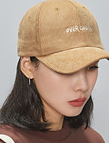 Unisex Cotton Baseball Cap,Casual Solid All Seasons