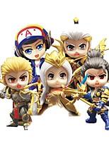 Las figuras de acción del anime Inspirado por Cosplay Cosplay PVC CM Juegos de construcción muñeca de juguete