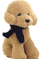 Stuffed Toys Dog Cotton