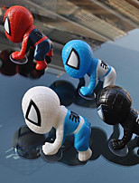 DIY Automotive Ornaments   Spider Xia Dolls Hand To Do   Car Pendant & Ornaments Plastic
