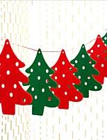 Tecido Não Tecido Decorações do casamento-1 Peça Festa/Noite Natal