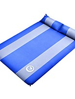 Sleeping Pad Camping Camping/Hiking/Caving Flocked Portable Foldable Compact Travel Rest Stretchy All Seasons Flocking for 2 People