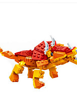 Building Blocks For Gift  Building Blocks Dinosaur ABS 6 Years Old and Above Toys