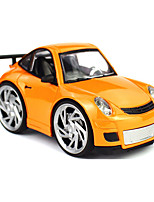 Alloy Four Pass Remote Control Car With Lights Rondon Color