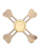 Bone Cross Fidget Spinner Toys Hand EDC Focus ADHD Autism Anxiety Relief